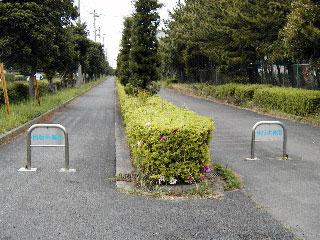 自転車道 千葉県 自転車道 : ... 車道 更 に 左 に 車道 千葉 県